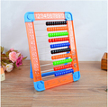 Exquisite Arithmatics Bead Abacus Plastic Toys With Rack For Kids Random Color