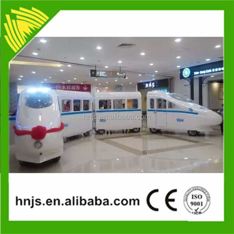 Jinshan brand !New arrival high speed electric toy train for kids
