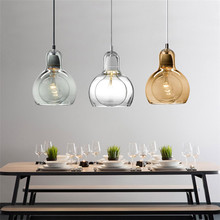 Factory Supplier led hanging modern pendant lighting with long service life
