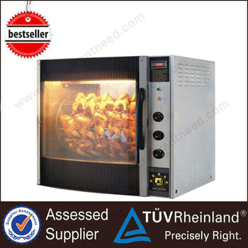 High Quality Home Appliances Rotisserie Chicken Equipment Commercial Chicken Roasting Equipment