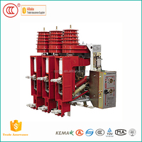 fuse combination apparatus Indoor HV vacuum load break switch 12kv 630A 20KA