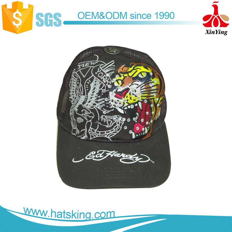 Best white embroidery ed hardy caps
