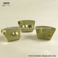 PCD grinding block/diamond grinding shoes