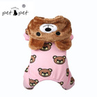 Spot Pet Supplies Four Seasons simply dog clothesCute Dog Clothes Brushed Cloth Bow Pets simply dog clothes