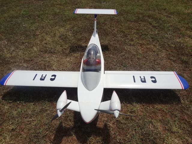 Aeromodelism Airplane Cri Cri 70 Quot M092 Electrical Rc Plane