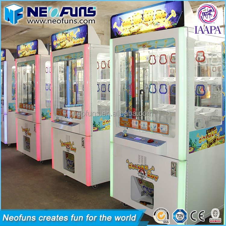 2017 Prize Wholesale Key Master Game Machine,Key Master Game Machine For Sales