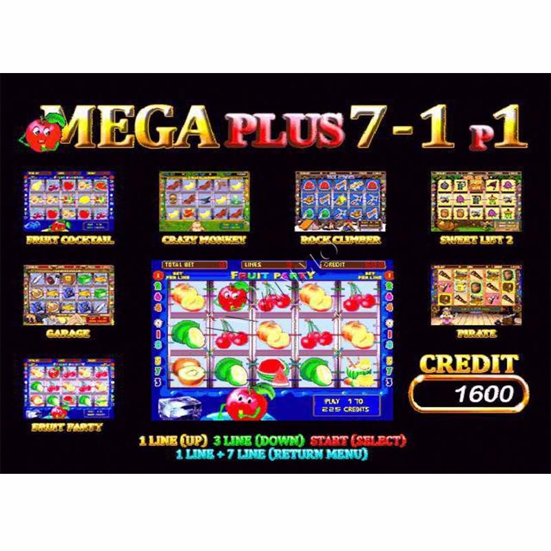 Multi Fruits Slot Machine