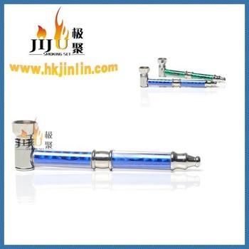Jl-365 Smoking Pipes Stainless Perforated Metal Pipe,Cool Smoking ...