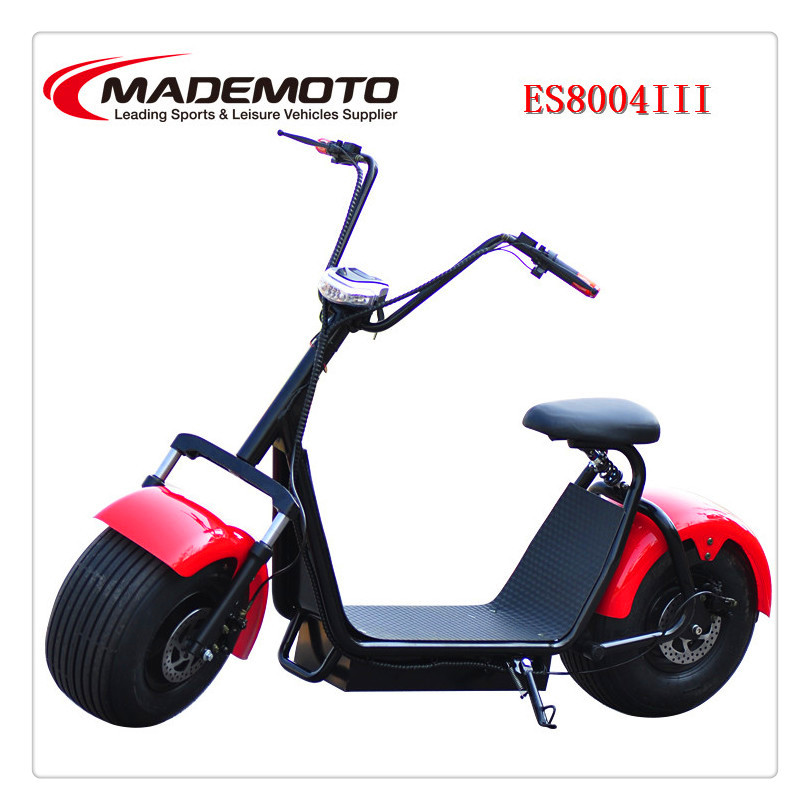 China cheap citycoco parts/2 wheel electric scooter
