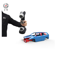 2018 hot selling! On-The-Go Scanning 3d scanner portable for quality control and reverse design use