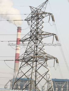 the main product name transmission line angle steel tower