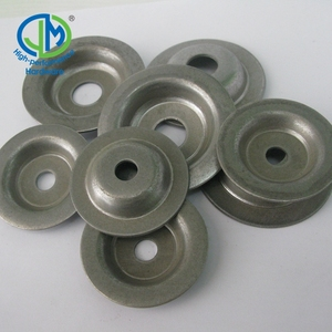 High quality carbon steel cup clamping washer