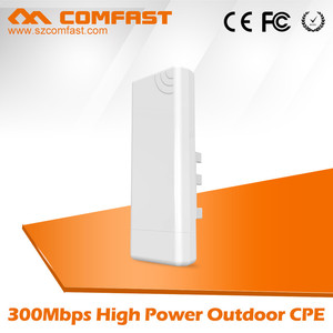 High Quality Wireless COMFAST CF-E312A Network Routers Wifi Antenna Wireless CPE with Wireless USB Adapter