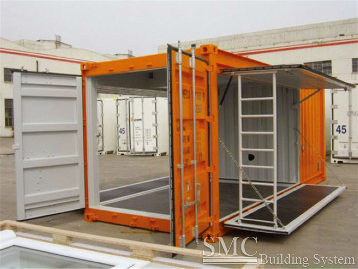 Side Open Container,40ft side open container,New 20 40 open side container shipping for sale