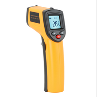 ROHS Digital Infrared Thermometer Non Contact Gun