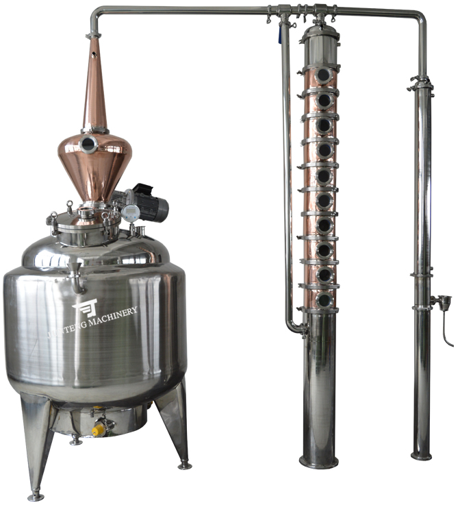 Alcohol Wine Distiller