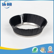 nylon bristle cup shape brushes