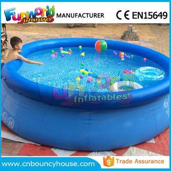 Outdoor Balloon Swimming Pool For Kids Inflatable Cchild