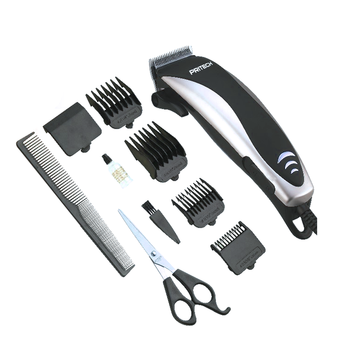 PRITECH Electric AC Motor Hair Clipper Professional Hair Trimmer Set