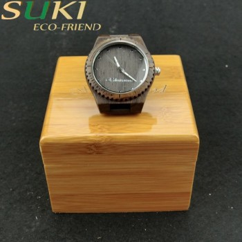 wholesale customized oem watches classic handmade product wrist detail wooden