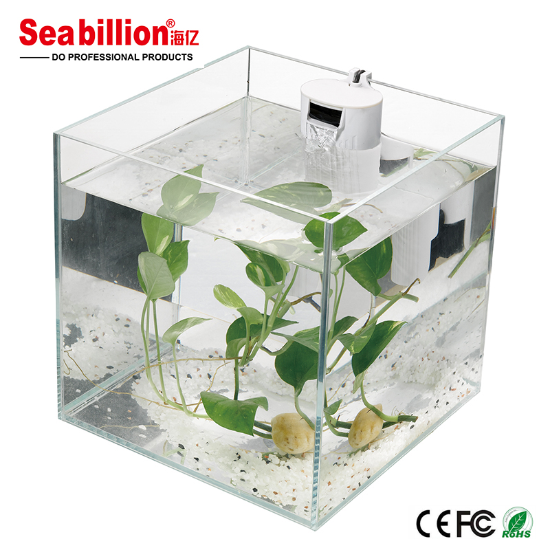 Seabillion Quiet And Quick Fish tank canister Flow Fresh & Saltwater Aquarium Filters AU