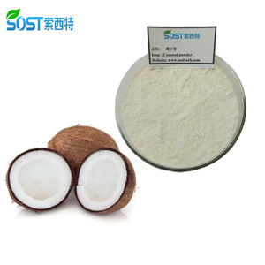100% Natural Fruit Instant Desiccated Coconut Water Powder