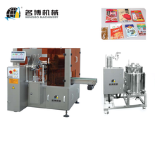 Mingbo High Speed Food Tomato Paste Sachet Filling Packaging Machine Price In India