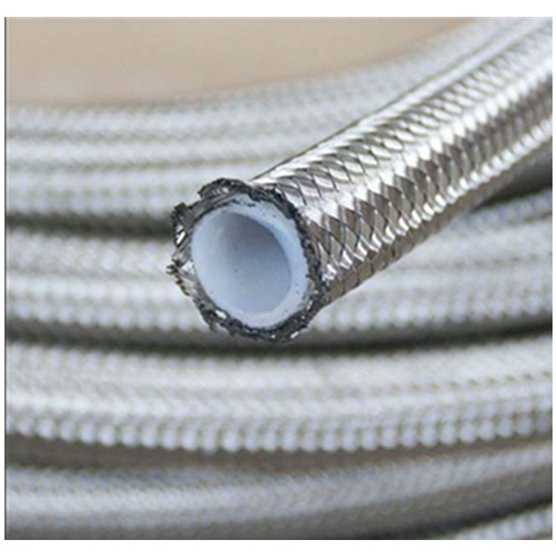 Chinese Factory 304 Ss Reinforced 1/4 Inch Ptfe Tubing