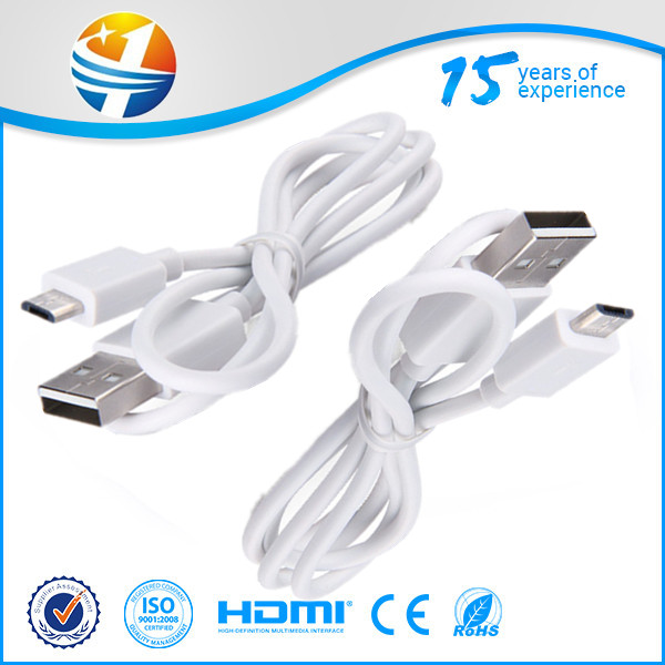 Shenzhen USB 2.0 Data link Cable with CE RoHS REACH