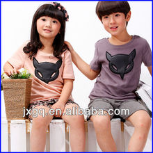 2013 100 combed cotton baby t shirts lovely printing childrens t shirts