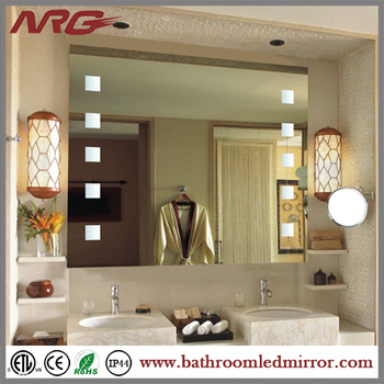 Led Mirror With Light Inside