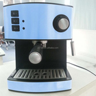 new design Italy ulka pump 15 bar steam espresso coffee maker with CE Rhos certification expresso coffee machine automatic
