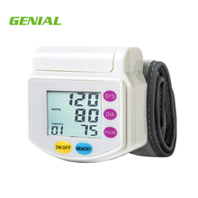 GT-701 Wrist Watch Digital Blood Pressure Monitor Ambulatory Fast Test House-Service Detector