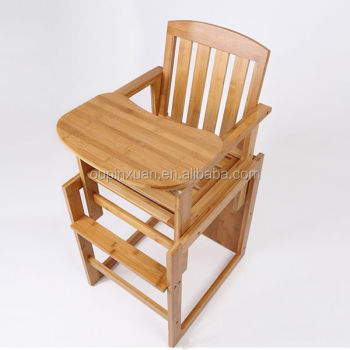 2 In 1composable Bamboo Furniture,folding Baby Furniture,baby Chair Set