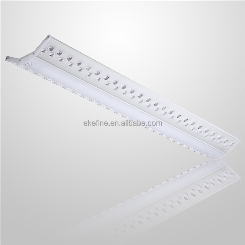 High quality brightness 120W Pendant Trunking Syetem LED Linear Light System With supermarket ,led linear light