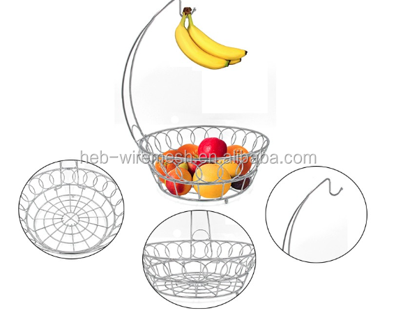 Top 10 save 5% free sample ecofriendly fruit basket with net cover