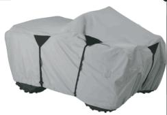 New style heavy duty polyeter waterproof ATV cover with PU coating