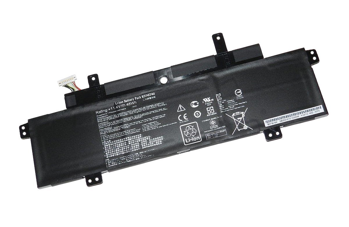 ZWXJ Laptop Battery B31N1346 (11.4V 48Wh) For ASUS CHROMEBOOK C300MA C300MA-DB01 13.3""