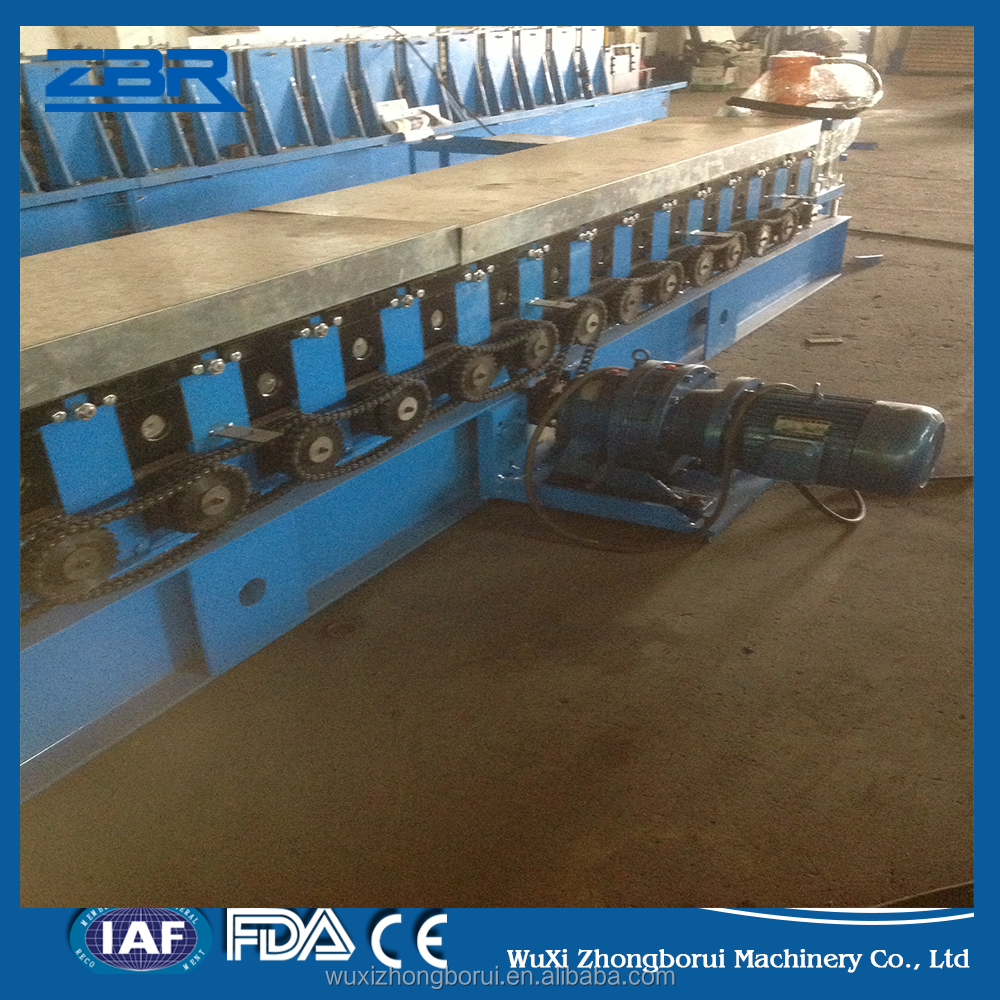 Stainless Steel Plate cold roll forming machine