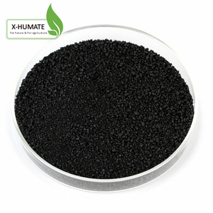 X-Humate High quality 70%-100% Humic Acid Organic Fertilizer with fulvic acid potassium complete organic fertilizer liquid
