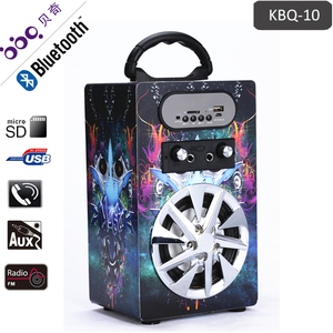 best products to dropship audio speakers with sound system for home 4inch  8W 600mAh apollo universal audio