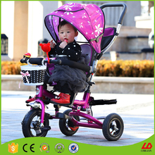2017 New Toys For Kid Foot And Hand Power Low Price 4 In 1 Tricycle