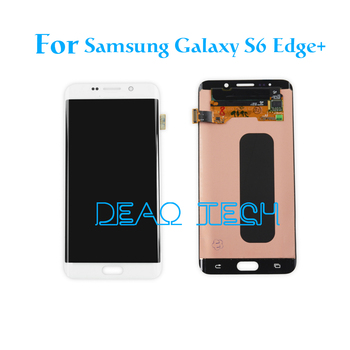 Wholesale Mobile Phone LCD Display For Samsung Galaxy S6 Edge LCD