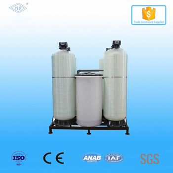 Double Resin Tank 12m3 Hour Ion Exchange Water Softener System Buy Water Softener Resin Water Softener Water Softener Product On Alibaba Com