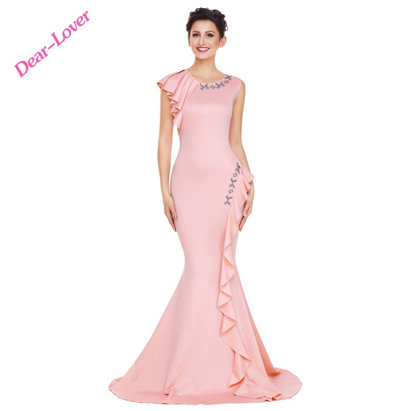 Venta al por mayor vestido coral largo-Compre online los mejores ...