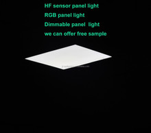 2015 HF Sensor motion sensor ceiling light led panel light