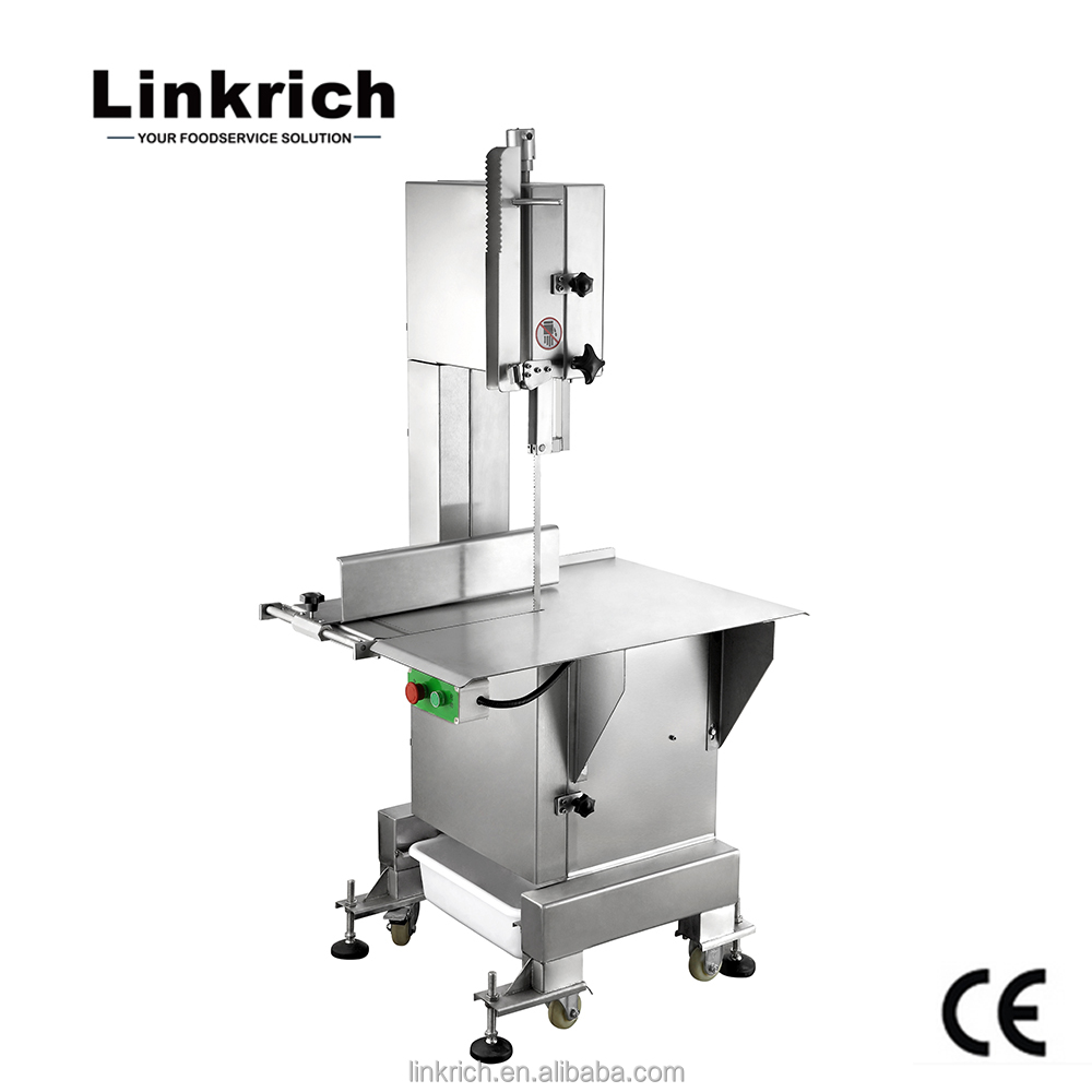 Factory Sale Tabletop Vertical Electric Meat Saw For Cutting Meat