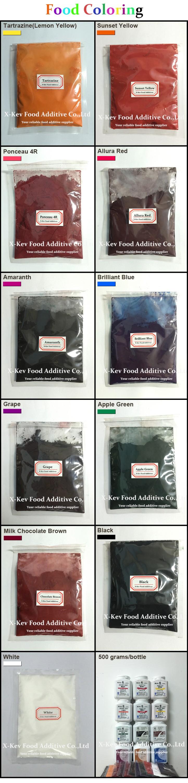 Bulk Food Grade Dye/colorant/pigment/food Coloring Powder - Buy ...