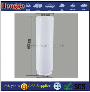 LED tube lamp transparent PC cover