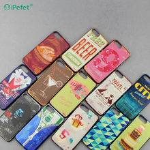 Alibaba China 3D TPU silicone sublimation phone case back cover for huawei y5-2
